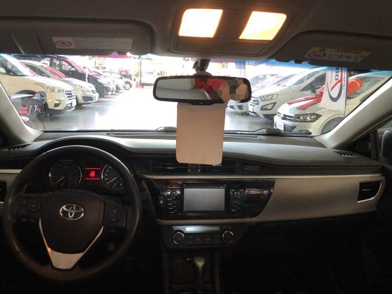 Corolla XEi 2.0 Aut.