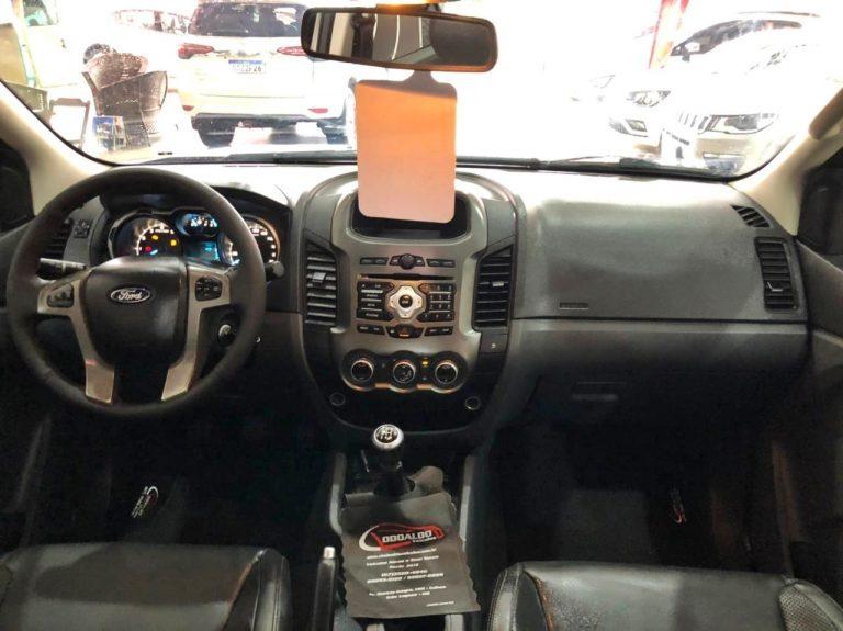 Ranger Limited 2.5 16V 4×2 CD Flex