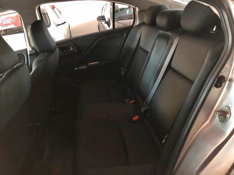 City Sedan Ex 1.5 Flex. 16v Aut