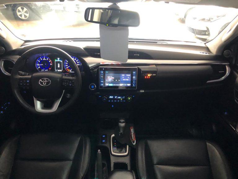 Hilux CD SRV 4×2 2.7 Flex 16V Aut.