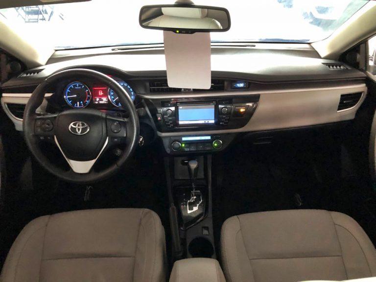 Corolla Xei 2.0 16v Aut.