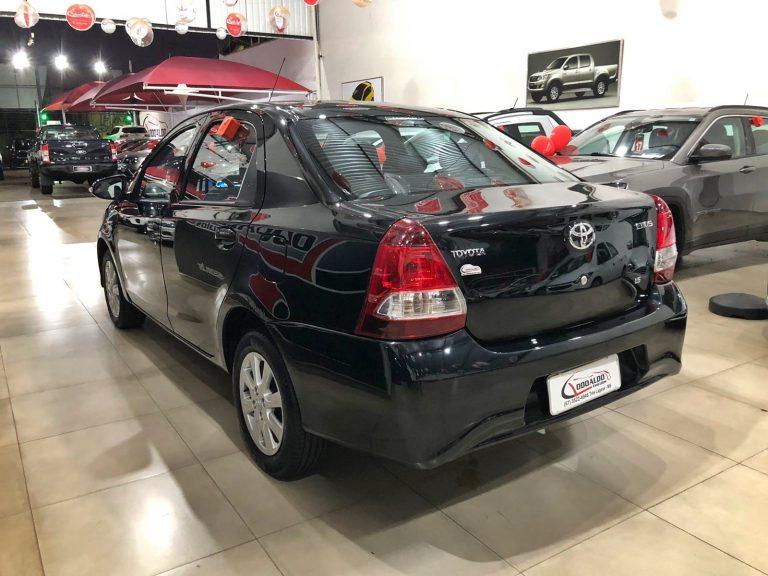 ETIOS X Plus Sedan 1.5 Flex 16V 4p Aut.