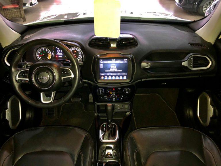 Renegade Longitude 1.8 4×2 Flex 16V Aut.
